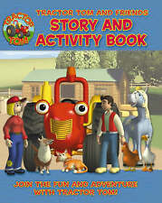 Tractor Tom - Tractor Tom and Friends: Story and Activity Book, Child, Lee, Used