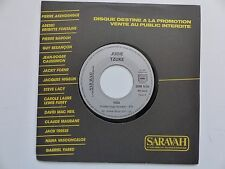 JUDIE TZUKE You / racing against time DSB 526 PROMO SARAVAH Discotheque RTL