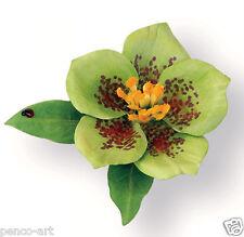 Sizzix Thinlits Die Set 9PK Susan's garden Flower, Helleborus Item 658862