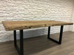 Bellary 5,5cm ver. Größen Esszimmertisch Esstisch Holzplatte Tischplatte massiv