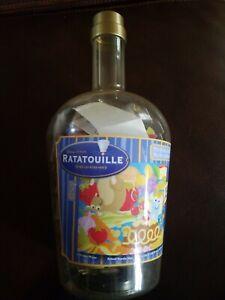 Disney Pixar Ratatouille 108 Piece Puzzle in a bottle Complete Rat Food