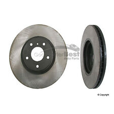One New OPparts Disc Brake Rotor Front 40538085 D0206ZA500 for Infiniti Nissan