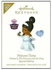 2010 Hallmark Disney Precious Moments Princess Frog Tiana Limited Quantity!