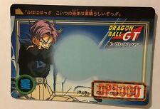 Dragon Ball GT Carddass Hondan PART 28 - 105