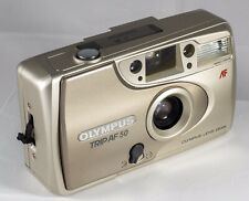 Olympus Trip AF 50 Film Camera with Instruction Manual  Excellent Condition