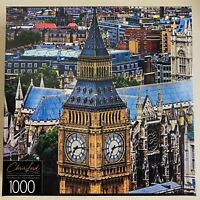 1000 Piece Jigsaw Puzzle - Big Ben and Westminster Abbey NEW - UNOPENED