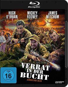 Verrat in der Bucht [Blu-ray/NEU/OVP] Kriegsfilm von 1966 mit Hugh O'Brian, Mick