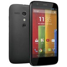 Motorola Moto G 8GB XT1028 Verizon Wireless Page Plus Black, Prepaid - Cracked