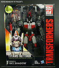 Leader Class SKY SHADOW + OMINUS Transformers Titans Return Generations IN STOCK