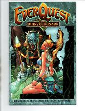 Everquest Ruins of Kunark Graphic Novel - Jim Lee - 2002 - Ultra Rare - Nm