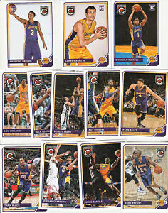 2015-16 COMPLETE TEAM SETS (COMBINE SAVE ON SHIPPING) WARRIORS CAVS PORZINGIS RC