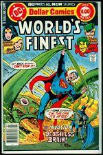 "DC Comics WORLD""S FINEST #251 1st Captain Vertigo Wonder Woman FN/VFN 7.0"