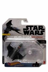 2021 Hot Wheels Star Wars Starships Havoc Marauder Star Wars The Bad Batch