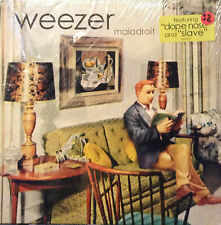 Weezer Maladroit Original New Still Sealed With Orig Sticker 2002 Geffen