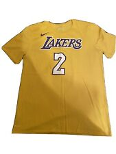 Nike L.A. Lakers Large Lonzo Ball Player T-Shirt