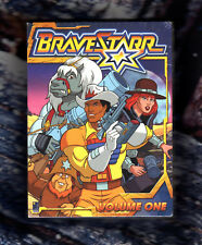 BRAVESTARR Vol 1 BCI Eclipse 2007 Filmation 1987 20th Anniversary DVD Boxset NEW