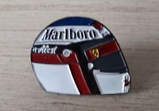PIN BADGE SERIES COLLECTION ALESI CASQUE FERRARI