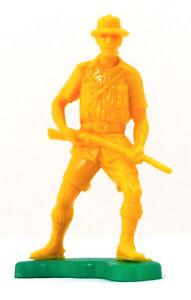 Dulcop European Hunter - 60mm unpainted plastic toy soldier