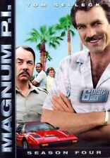 Magnum P I The Complete Fourth Season DVD Region 1