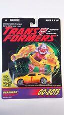 G2 GO-BOTS GEARHEAD; 1994 Transformers; MOSC, Gobot Gobots Go-Bot; Hasbro