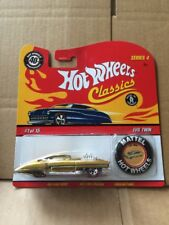 HOT WHEELS DIECAST - Hot Wheels Classics With Button - Evil Twin - 1 Of 15