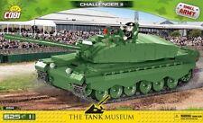 BRICKS COBI 2614 Challenger II SMALL ARMY 625 ELEMENT 1 FIGURES WW2