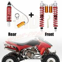 STAGE 3 PERFORMANCE FRONT & REAR SHOCKS ABSORBERS FOR HONDA ALL TRX400EX 450R