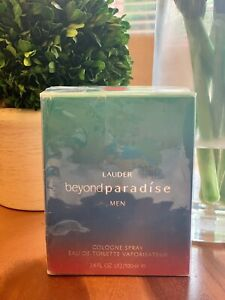 ‼️Beyond paradise Lauder - Cologne Men Spray EDT 3.4 OZ Very Rare ‼️