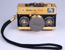 Rollei 35 Classic Gold Edition ( made in Germany )