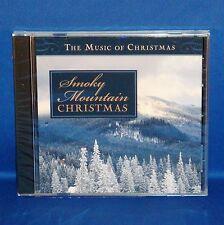 The Music of Christmas - Smoky Mountain Christmas - CD - NEW