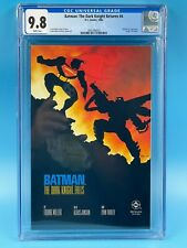 Batman: The Dark Knight Returns #4 CGC 9.8 1986