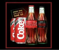 Stranger Thing CocaCola 1985 Limited Edition Collector's Pack CONFIRMED SOLD OUT