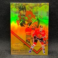 2000-01 Topps Gold Label Class 3 Tony Amonte #74 22/199 Chicago Blackhawks