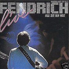 RAINHARD FENDRICH - Alle Zeit der Welt - Live - CD NEU - Es Lebe Der Sport