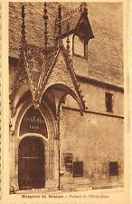 BF3873 hospices de beaume portail de l hotel dieu france