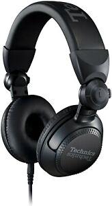 Technics EAH-DJ1200 Lightweight, foldable Pro DJ Headphones AUTHORIZED-DEALER