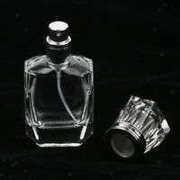 Clear Glass Refillable Empty Cosmetic Makeup Perfume Bottle Container 30ml