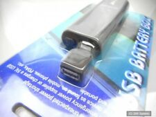 Revolt Adapter - USB Strom aus 4x Mignon AA R6 Akkus / Batterie, Powerbank, NEU