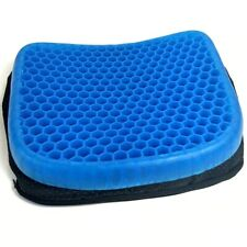 Breathable Egg Sitting Cushion Gel Seat Flexing Pillow Sitter Back Support