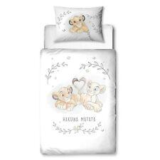 Disney DER KÖNIG DER LÖWEN Baby/Kinder Bettwäsche Flanell/Biber 40x60 100x135 cm