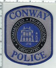 Conway Police (Arkansas) 4th Issue Shoulder Patch