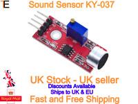 KY-037 High Sensitivity Microphone/Sound Detection Sensor For Arduino Module PIC