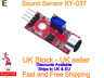 KY-037 High Sensitivity Microphone/Sound Detection Sensor For Arduino Module PIC