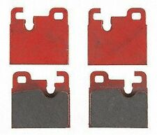 ACDelco 17D164 Rear Organic Brake Pads