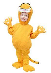 Toddler Garfield Costume