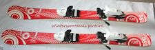 Kids skis Shape Girl's Snow Skis + adjustable Tyrolia SX4.5 white Bindings 90cm