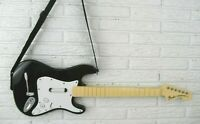 Wii Rock Band Wireless Fender Stratocaster Guitar Controller 19091 No Dongle
