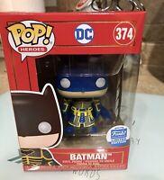 Funko Pop Batman DC Imperial Leader (blue) IN PROT Funko Shop Exclusive IN STOCK