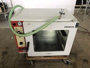 Heraeus VT 5042 Wärmeschrank Ofen bis 250°C Trockenschrank