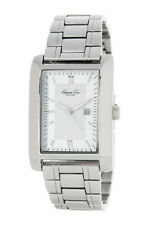 Brand new authentic Kenneth Cole new York men's 10019747 stainless steel watch